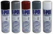 U-POL PCWP/AL грунт провар.Power Can Weld-Thru Primer аэрозоль 500мл.